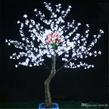 led cherry blossom tree light 5ft led bulbs 1 5m height 110v 220v