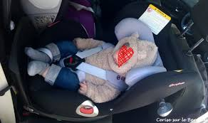 sur siege auto test le siège auto sirona de cybex cerise sur le berceau