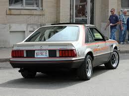1979 ford mustang pace car 1979 ford mustang pace car car autos gallery