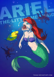 Little Mermaid Memes - the real little mermaid alternate universe know your meme