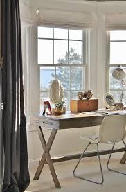 rustic chic mini master reveal my desk
