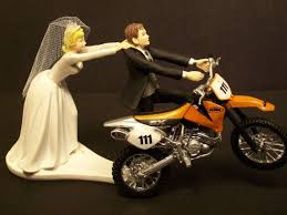 motorcycle wedding cake toppers 14 wedding cake topper ideas yes it is ok to some