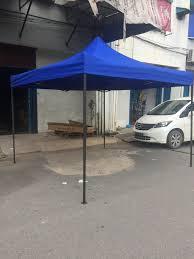 Tenda Lipat Ukuran 3x3 jual tenda lipat 3x3 besi petak batam shops