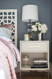 Tall Bedside Tables by Best 25 White Bedside Tables Ideas On Pinterest Night Stands