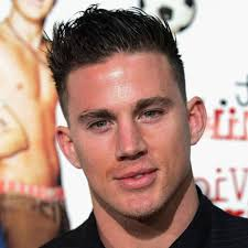 short spiky hairstyle men fade haircut
