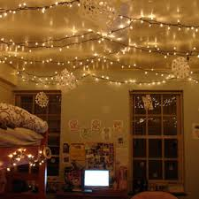 cool christmas light ideas for bedrooms home design
