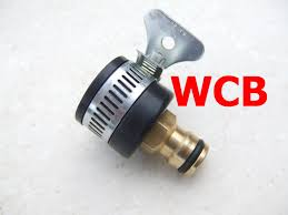 Connecting Garden Hose To Kitchen Faucet Indoor Water Faucet Tap Adapter Connect Hoses Youtube