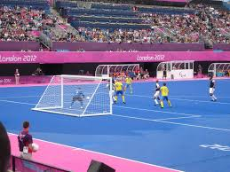 Paralympics Blind Football London 2012 Paralympic Games Being Inspired By The Superhumans