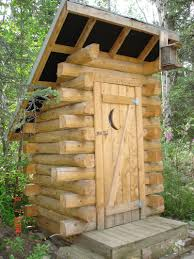 cresent moon door outhouse decor ideas pinterest doors