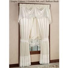 decor u0026 tips cool window treatments ideas using trousseau lace