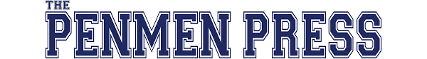 bentley university athletics logo snhu athletics come alive for homecoming sporting events penmen