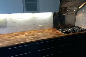 renovation plan de travail cuisine renovation cuisine plan de travail une teinte sur mesure avec le