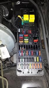 2012 Jetta Cigarette Lighter Fuse Location Blinker Turn Signal Relay 2002 Clk320 Coupe Mbworld Org Forums