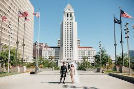 los angeles weddings magical downtown los angeles wedding gavin green