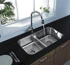 Deep Kitchen Sink Ideas Impressive Magnificent Window And Rectangle Grey Design