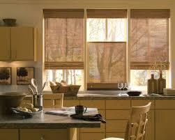 Kitchen Curtain Ideas by Innovative Window Treatment Ideas Kitchen Stunning Kitchen Window