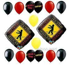 walking dead party supplies party luminary bags paper lanterns party decorations