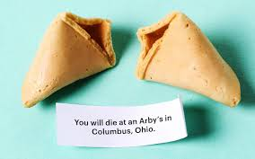if the creators of cards against humanity made fortune cookies