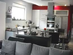 cuisine avec frigo americain cuisine avec frigo americain integre 0 c2 anubis cuisine bois