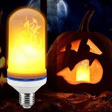led flame effect fire light bulbs p top 6w e27 led flame effect fire light bulb flickering flame led