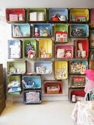diy bulk bins toy storage rogues and pottery