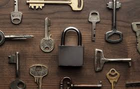 photo collection lock and key wallpaper