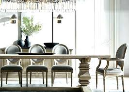 st james rectangular extension dining table dining table restoration pretty restoration hardware dining room