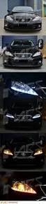 lexus is350 headlight lexus is250 is350 crystal led drl day time projector head lights