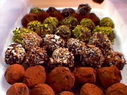 chocolate truffles recipe alton brown food network
