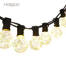Outdoor String Lights Vintage by Online Get Cheap Outdoor String Globe Lights Aliexpress Com