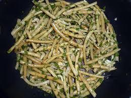 cuisiner haricots beurre recette de piccata de veau mozzarella haricots beurre