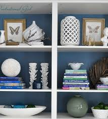 Bookshelf Styling Analysis Of A Well Styled Bookcase Centsational Style