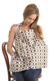 nursing clothes cover printing out cotton swab out feeding