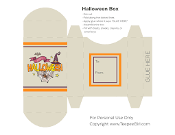 free halloween images to download free halloween treat boxes teepee