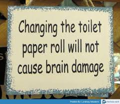 Toilet Paper Roll Meme - changing a toilet paper roll 100 images 48 how many does it