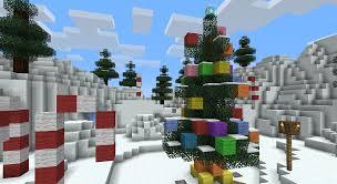 Christmas Map Minecraft Christmas Adventure Map Surviving Minecraft Minecraft