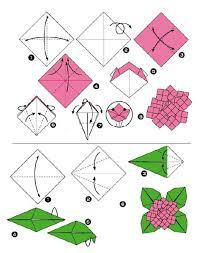 cara membuat origami bunga dari uang kertas langkah langkah membuat origami bunga dan daun fachri s blog