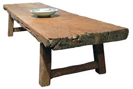 long rustic wood coffee table how to make rustic wood coffee