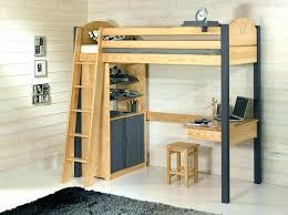 bureau bois ikea lit sureleve ikea lit mezzanine 2 places bois massif lit mezzanine