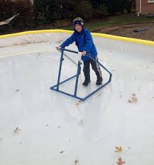 nicerink brings ice rinks to your own backyard chicago parent