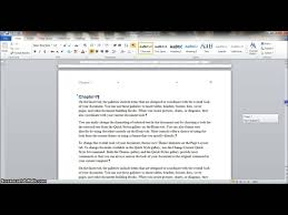 how to make a manual in word 2010 youtube