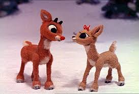 rudolph the nosed reindeer characters rudolph and clarice rudolph the nosed reindeer wiki fandom