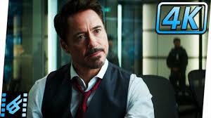 tony stark tries to convince cap to sign captain america civil