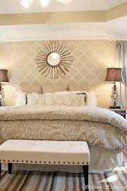 welcome to the new century modern glam master bedroom glam