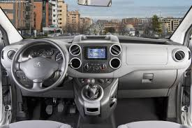 Revista Coche Nuevos Peugeot Partner Y Peugeot Expert Office 2015