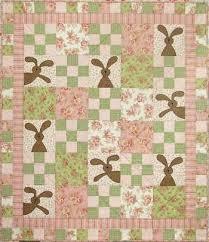 birdhouse quilt pattern peekaboo bunny quilt by the birdhouse quilt pattern 15 00