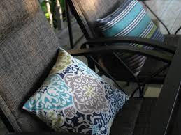 outdoor pillows walmart u0026 rectangle orange red blue walmart
