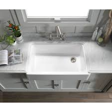 pro u0027s and con u0027s of the farmhouse sink snappy kitchens