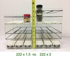 Narrow Pull Out Spice Rack Hackers Help Suggestions For A Pull Out Spice Rack Ikea Hackers
