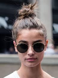 Frisuren F D Ne Haare Dickes Gesicht by Die Besten 25 Mittelscheitel Frisuren Ideen Auf